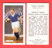 Glasgow Rangers George Young Scotland